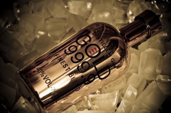 Gin Gold Dorada