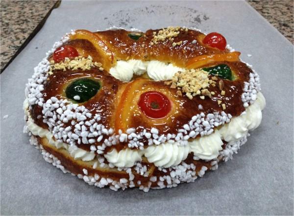 Roscones de Reyes … ¡Sorprendentes!