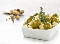 Andalucia Cordoba Gordal queso de cabra y miel
