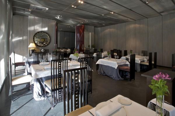 Café de Oriente Museo del Traje (Madrid)
