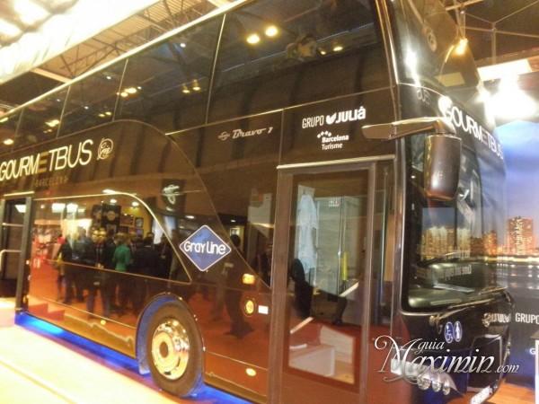 Gourmetbus – Un autobús con estrella