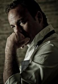 Ángel León, retrato mirada