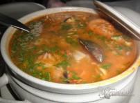 caldero arroz de marisco