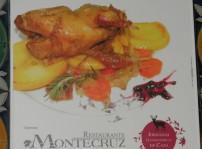 cartel jornadas gastronomicas caza