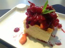 cheesecake de Ramon con frutos del bosque
