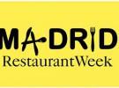 Restaurante Week Madrid 2013