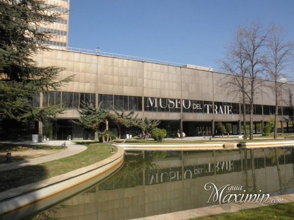 Café de Oriente Museo del Traje. Tocando el Cielo (Madrid)