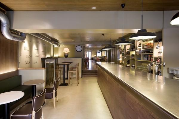 Barra y restaurante NYB Recoletos