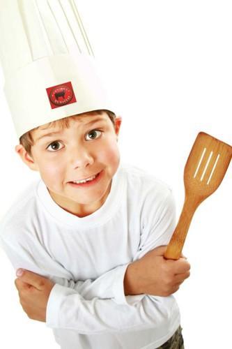 Cocina con niños - Rubaiyat