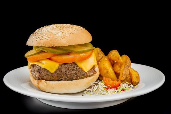 Hamburguesa Premium Ox Classic Burger
