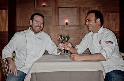 Jose Calleja y Ángel León en Surtopía