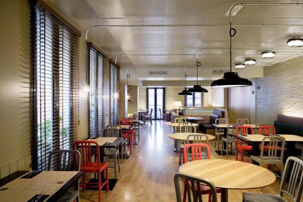 Restaurante NYB Recoletos general