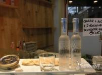 blinis caviar y vodka