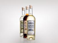 Botellas Vermuth Mancino, Bianco, Rosso y Seco
