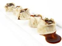 Dim Sum de codorniz estofada y foie 2, Macadamia