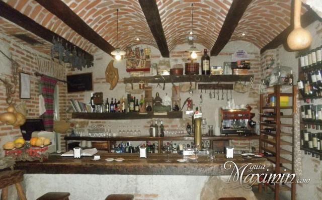 Casa pedro solera en la cocina madrid - Decoracion bodegas caseras ...