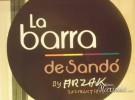 De pinchos con Arzak – La Barra del Sandó (Madrid)