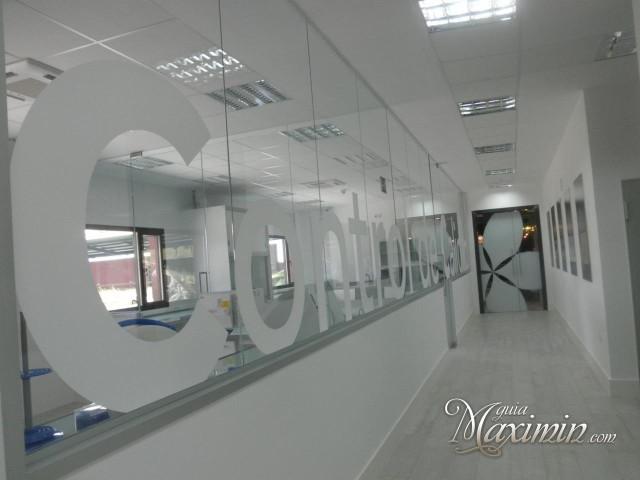sala control de calidad