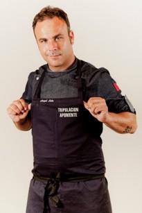 Angel León, chef de Aponiente