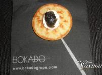 Blini de caviar Perse y mantequilla