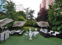 GIN&BURGER TERRAZA AYRE GRAN HOTEL COLON