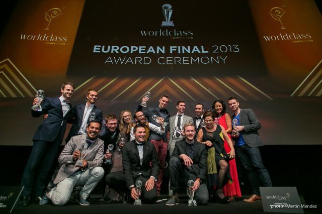 WC WE13 Happy winners,all