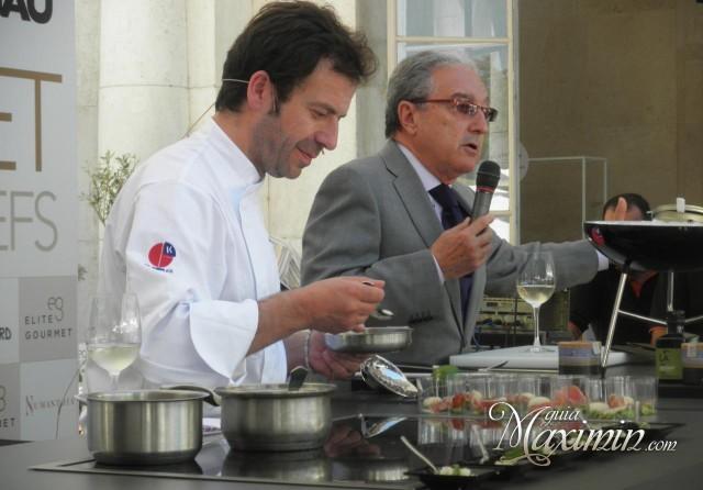 showcooking Nacho Manzano