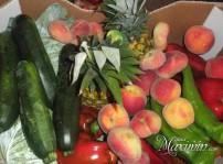 bodegon frutas y hortalizas