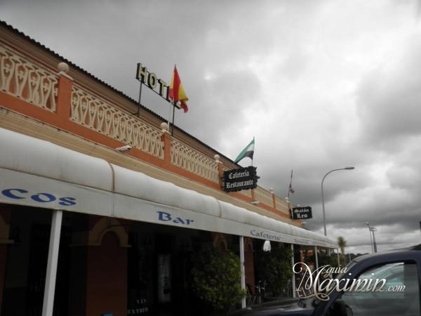 Hotel Leo – Restaurante (Monesterio-BA)