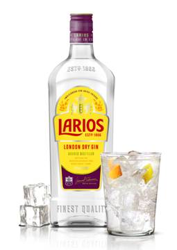 botella larios