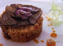 arroz con pichon
