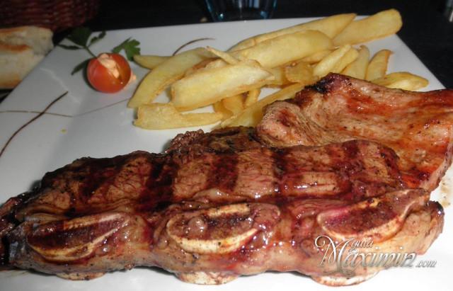 parrillada menu
