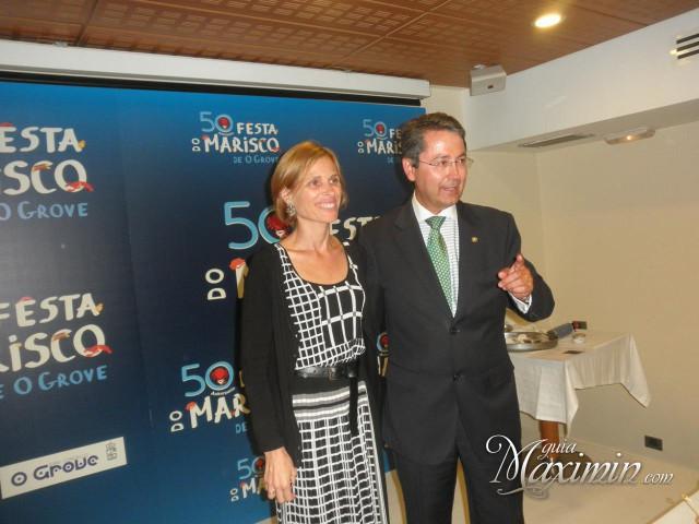 Nava Castro y Miguel Angel Perez