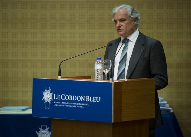 _Miguel Garrido, padrino de una nueva promoción de Le Cordon Bleu Madrid [1024x768]