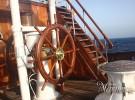 Platos en alta mar – Crucero de Leyenda a bordo del Sea Cloud