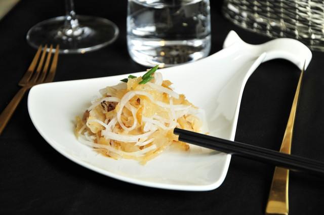 South Beauty  Jellyfish con aceite de sésamo