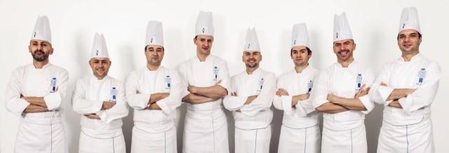 equipo chefs Le Cordon Bleu