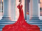 """Uma Thurman protagoniza """"Worlwide Celebration"""" en el calendario Campari"""