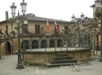 Plaza Mayor de Elciego