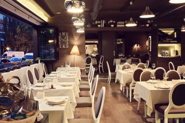 Cena degustación de caviar ruso maridado con los mejores vodkas en Fishka (Madrid)