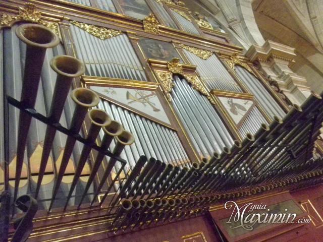 organo Labastida