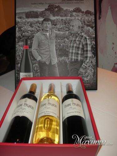vinos bodega Cosme Palacio
