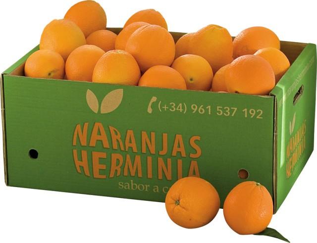 Caja Naranjas BAJA