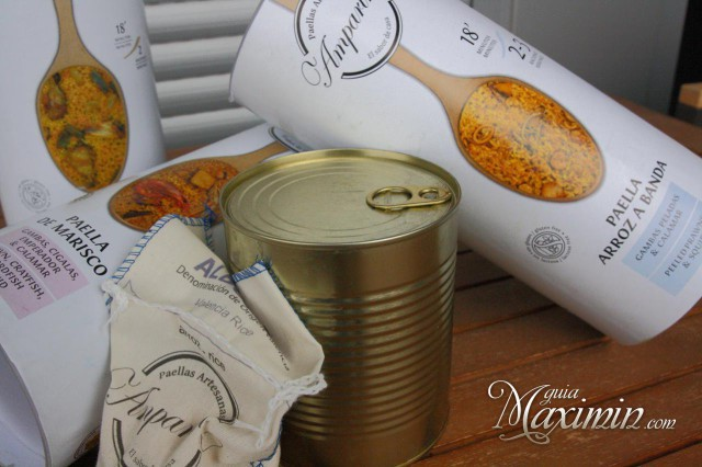 Paellas Amparín – Disfrutando del arroz