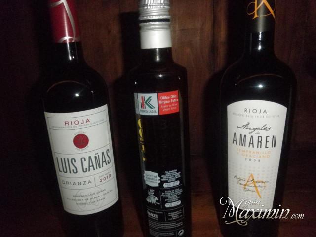 aceite Rioja Alavesa