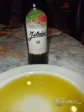 aceite de bodegas Jilabá