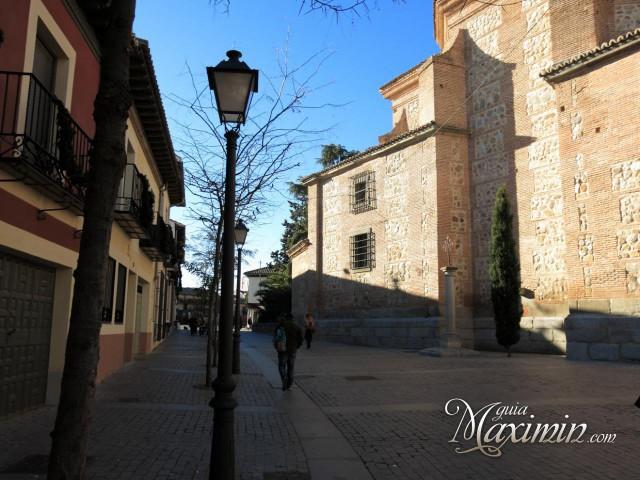 calle real de Navalcarnero