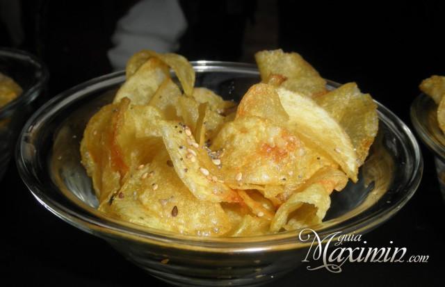 patatas fritas ecol¾gicas