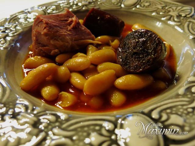 plato de fabada