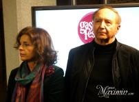 Ana Botella y Jose Carlos Capel